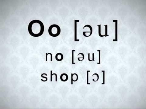 Английский с нуля. Урок 2. Гласные буквы