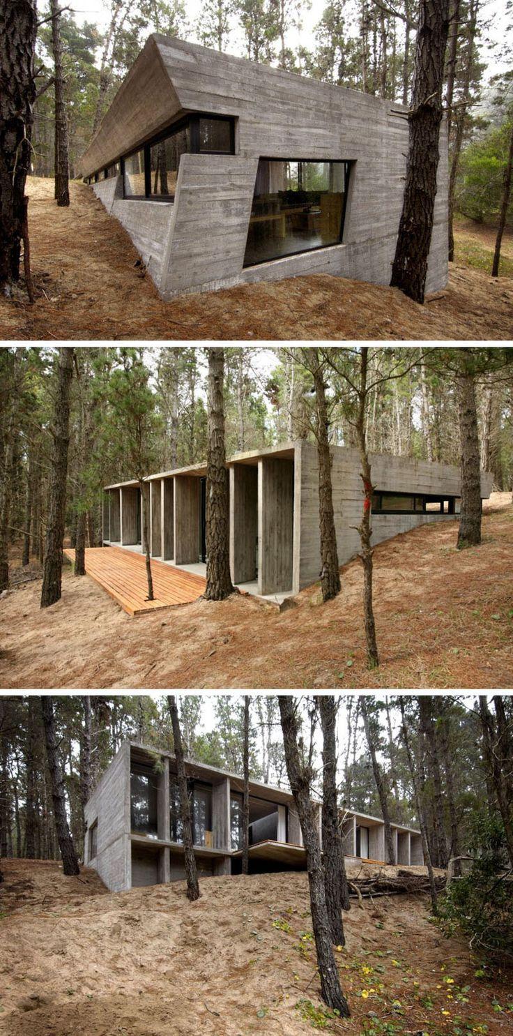 Best Kitchen Gallery: 43 Best Design Concrete Houses Images On Pinterest Facades of Build Concrete Home on rachelxblog.com