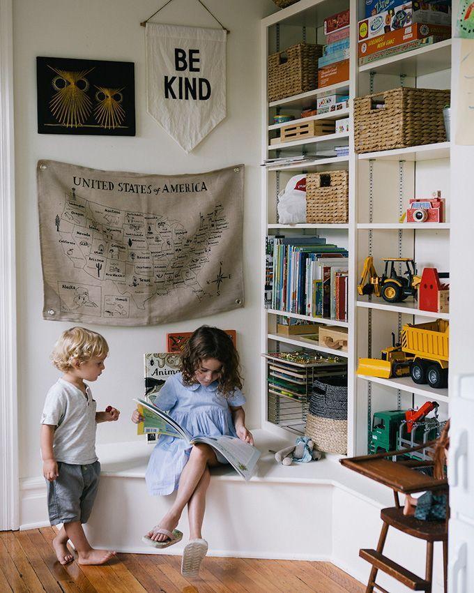 best Childrens Spaces  on Pinterest  Children Kid