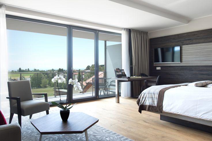 Deutschland. Schwarzwald. Höchenschwand **** Hotel Alpenblick. Modernes Wohnen trifft auf Schwarzwaldromantik