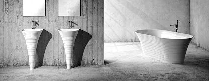 Marmorin Cascada Igazán különleges bordázott kialakításában egészen egyedi hatást kell fürdőszobánkban.... Ha téged is kíváncsivá tett a Cascada termékcsalád, látogass el megújult weboldalunkra és tudj meg róla többet! www.marmorin.hu
