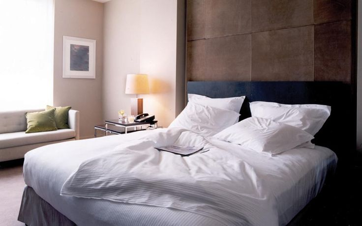 Thompson Hotels: 60 Thompson, NYC. Linens by SFERRA.
