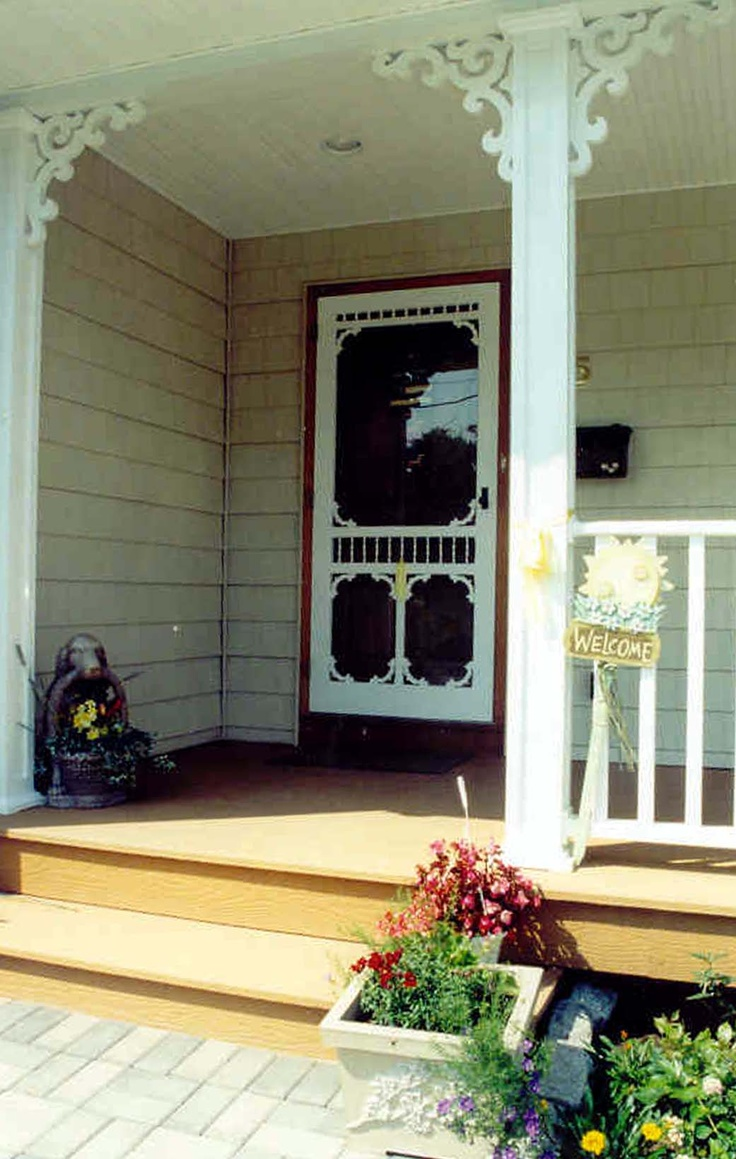 1000 Images About Screen Amp Storm Doors On Pinterest