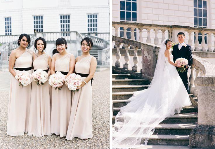 Natasha Hurley Fine Art Queens House Greenwich wedding