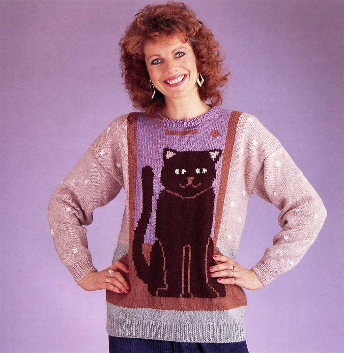 I più brutti maglioni degli anni '80 - DAILYBEST