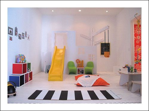 Best Children's Playrooms - Babybites.co.nz