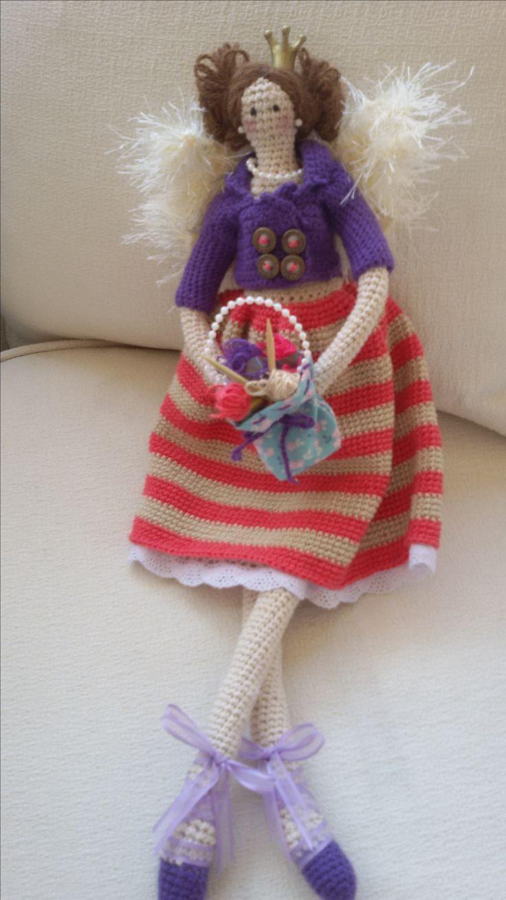 216 best images about ? Crochet Knit Tilda Dolls ? on ...