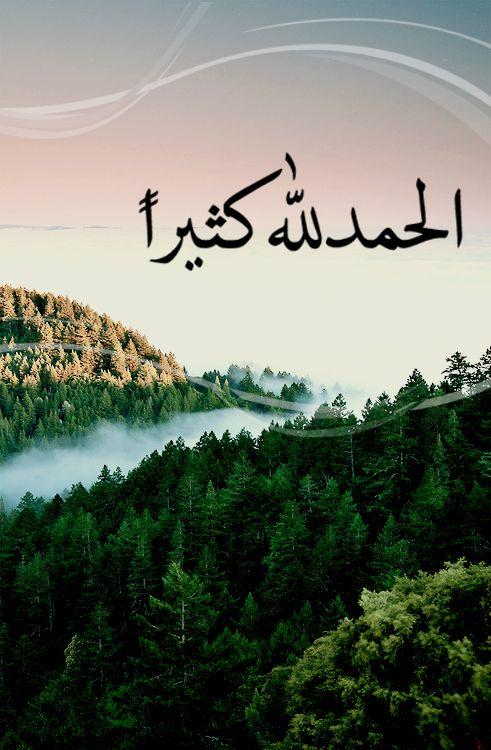 Alhamdulillahikatsiyron...