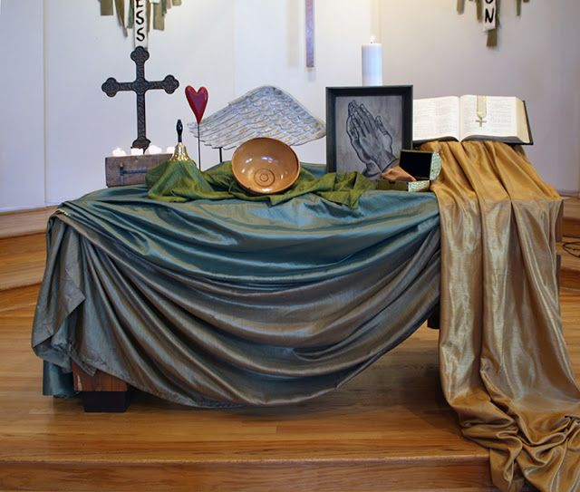 The Living Tableau-  Worship Ashford United Methodist Church, Houston
