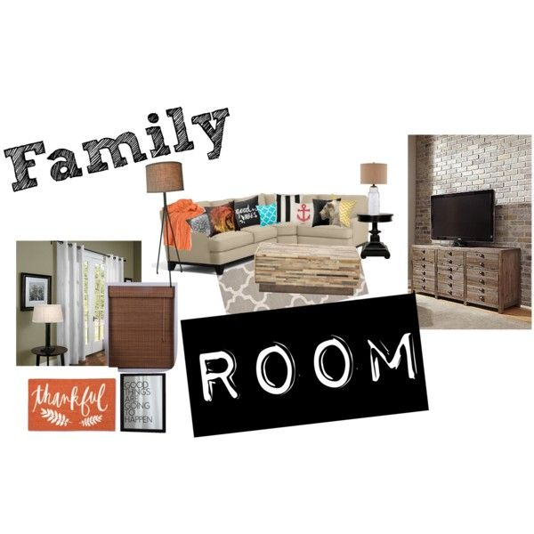 ehhhh by mrs-cook-says on Polyvore featuring interior, interiors, interior design, home, home decor, interior decorating, Pottery Barn, Noir, Evolution Lighting and Threshold