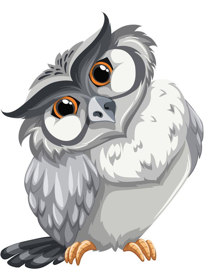 215 best Owl - clipart type art images on Pinterest | Owls ...