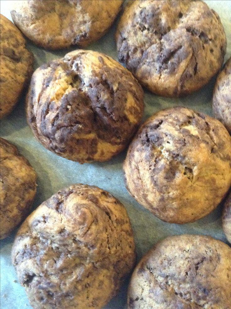 Çay kurabiyesi #marble