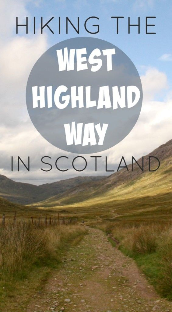 The Path She Took | Hiking the West Highland Way in Scotland | http://www.thepathshetook.com