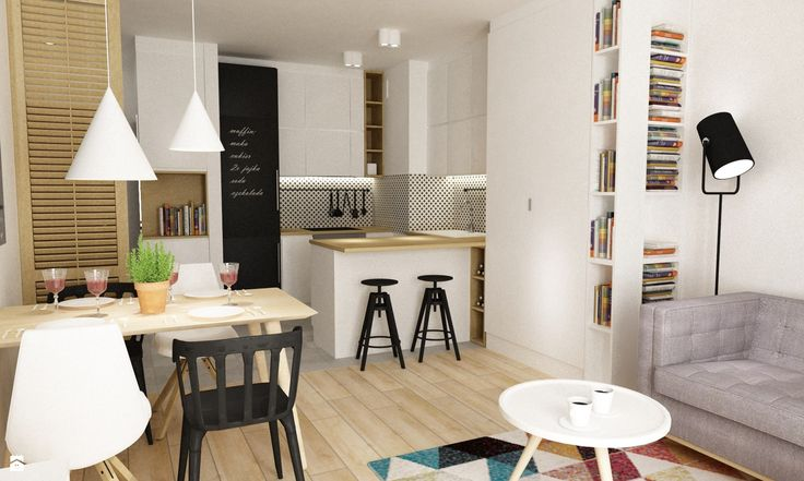 Wystrój wnętrz - Kuchnia - styl Skandynawski. Projekty i aranżacje najlepszych designerów. Prawdziwe inspiracje dla każdego, dla kogo liczy się dobry gust i nieprzeciętne rozwiązania w nowoczesnym projektowaniu i dekorowaniu wnętrz. Obejrzyj zdjęcia!