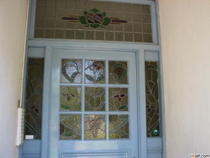 Дизайн оконного стекла, фото № 31