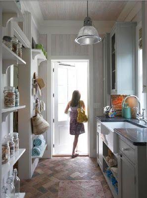 soluzioni darredo per piccoli spazi : BOISERIE & C.: Cucine: 25 soluzioni per Piccoli Spazi ma scenografiche