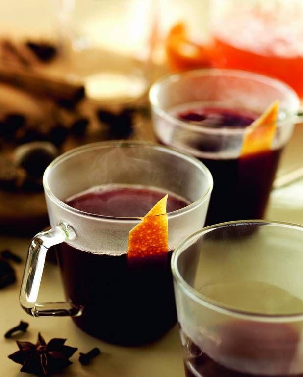 Vin chaud à la vodka pour 20 personnes - Recettes Elle à Table