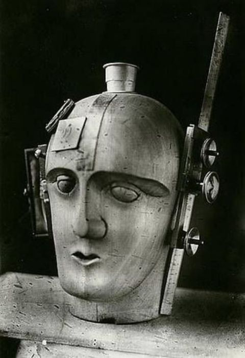 Raoul Hausmann: The Spirit of Our Age - Mechanical Head, 1919
