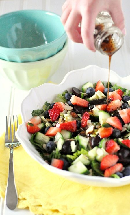 Antioxidant Orchard Salad Recipe
