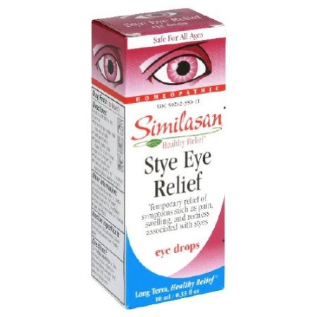 Eye Infection remedy - Similasan Healthy Relief Stye Eye Relief Drops - www.amazon.com/Similasan-Healthy-Relief-Stye-Drops/dp/B0014J7L3U/ref=sr_1_fkmr1_1?s=hpc=UTF8=1363292256=1-1-fkmr1=eye+drops+holistic+sty/=motispeaforco-20 / Health Coach http://www.PaulFDavis.com (info@PaulFDavis.com)