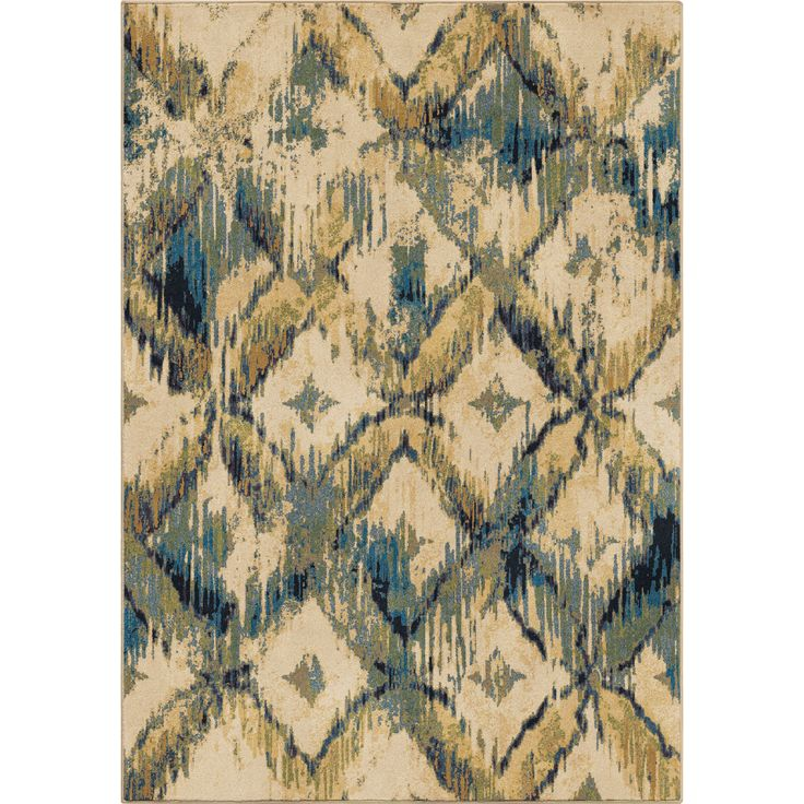 Orian Rugs Primera Ivory Indoor Area Rug Is A Perfect Piece To Give You A  Fresh Look In Your Living Space. Stain And Fade Resistant.