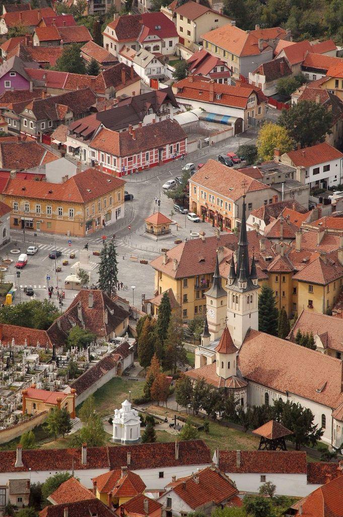 Brasov/Brassó/Kronstadt, Transylvania