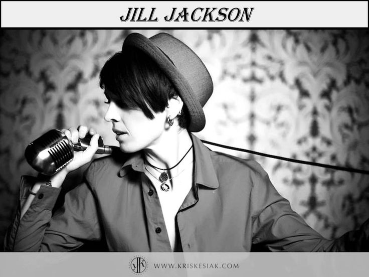 Jill Jackson   Love is