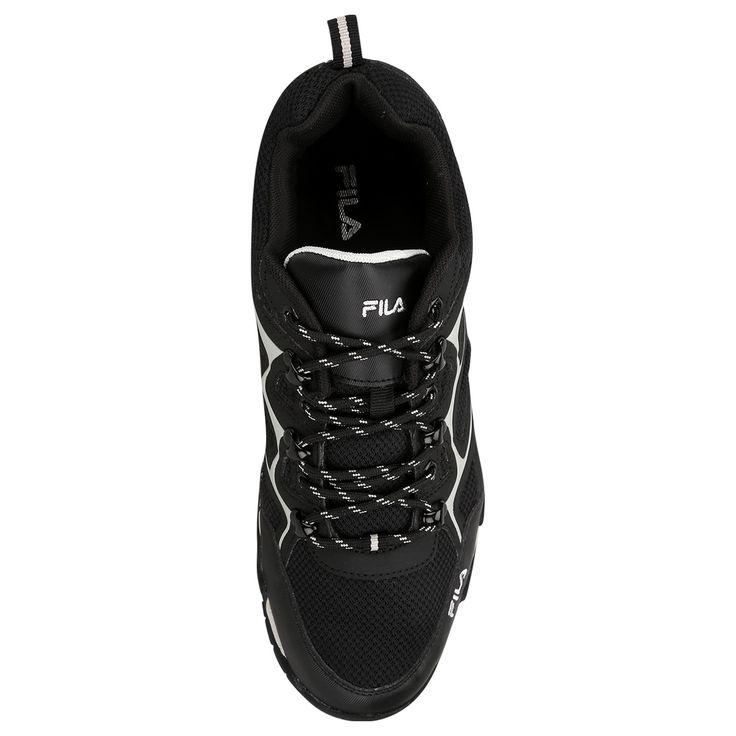 Zapatillas Fila Fix Negro e Gris | Netshoes