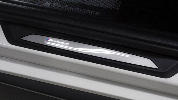 BMW M Performance LED-Einstiegsleisten