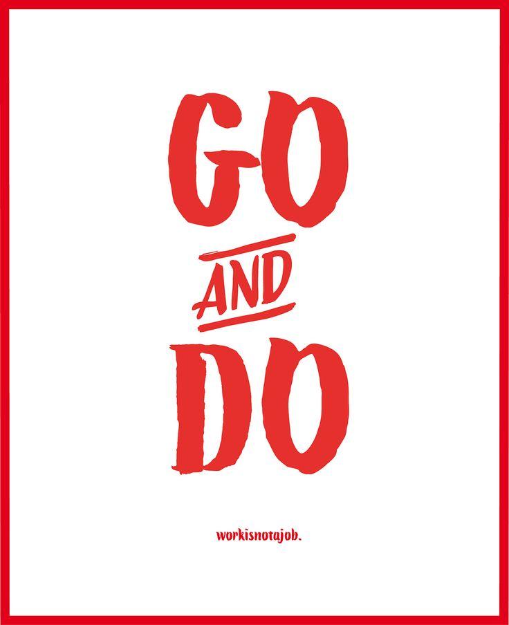 a la 'just do it'