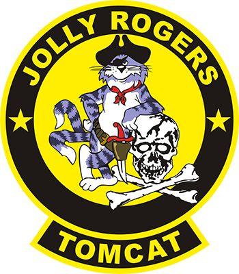F-14 Tomcat VF-84 Jolly Rogers