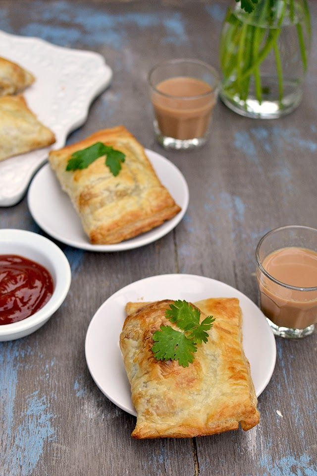 how to cook pre made puff pastry