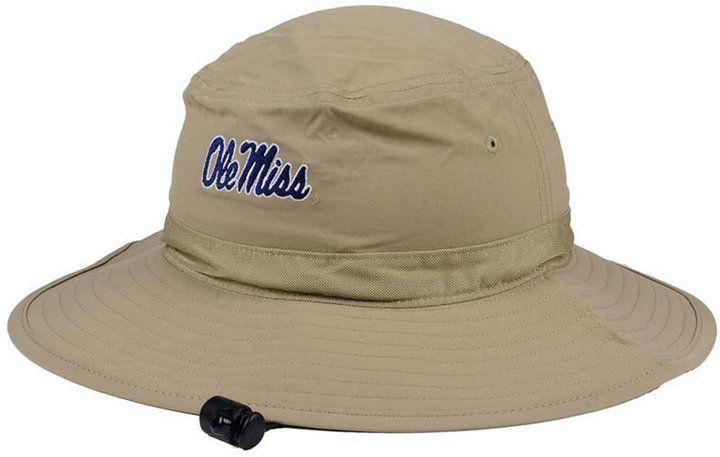 51d3be904ea22 Nike Ole Miss Rebels Sideline Bucket Hat
