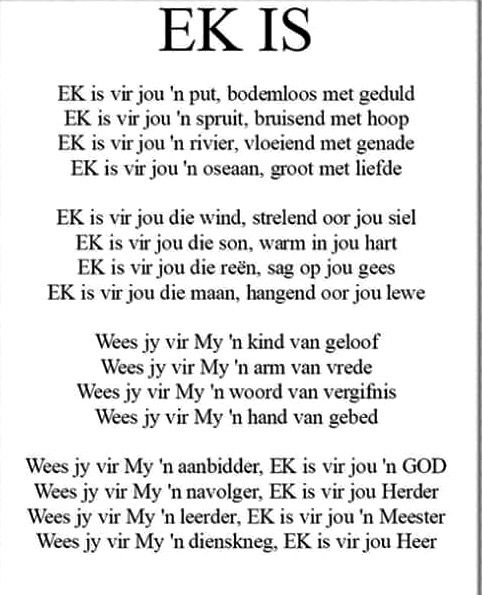 afrikaanse meisie quotes