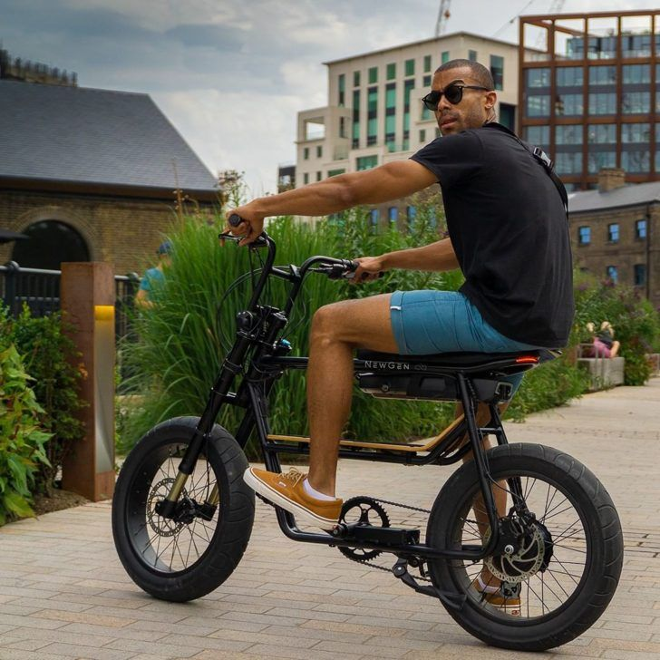 English Startup Newgen Bikes Kicks Off With Their 345 Electric