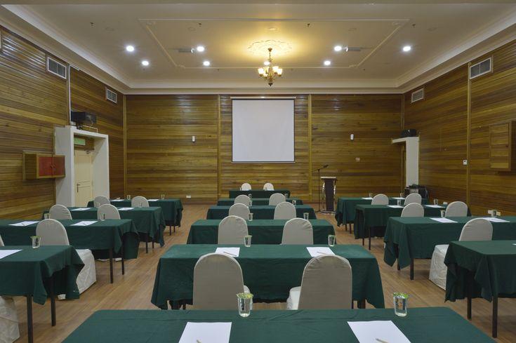 Seminar Halls at ēRYAbySURIA Cherating Beach Resort