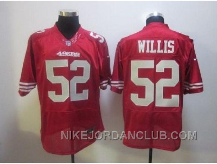 http://www.nikejordanclub.com/nike-san-francisco-49ers-52-patrick-willis-red-elite-jerseys-rj2ey.html NIKE SAN FRANCISCO 49ERS #52 PATRICK WILLIS RED ELITE JERSEYS RJ2EY Only $23.00 , Free Shipping!