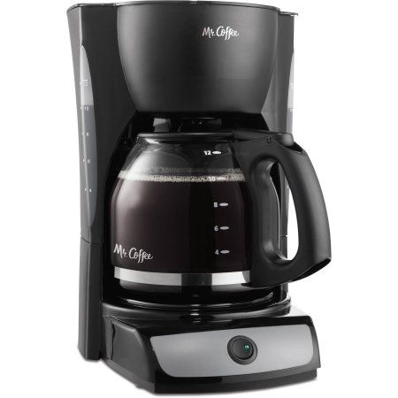 Mr. Coffee 12-Cup Switch Coffee Maker, CG12 - Walmart.com