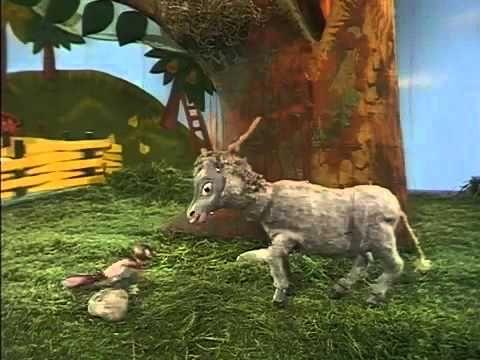 Wie das Eselchen das Christkind suchte | Augsburger Puppenkiste(X-Mas Special) - YouTube