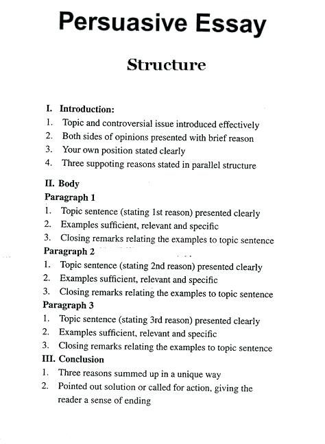 004 Persuasive Essay Samples Writing A Outline Research Topics