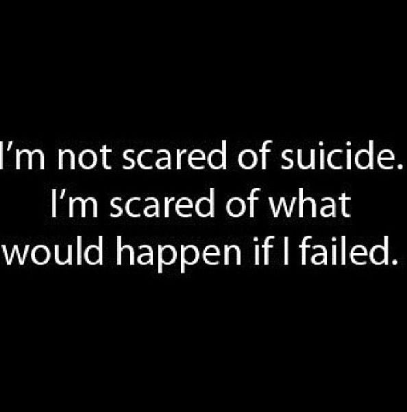 Emo Quotes About Suicide: 17 Best Images About Depression/Suicide Awareness On
