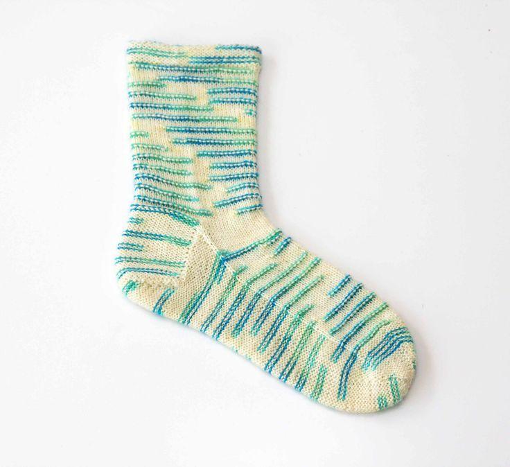 Ravelry: Kebnekaise Socks by Frida Åberg