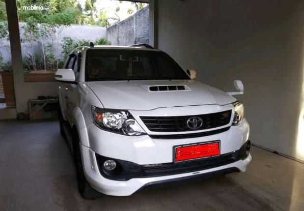 Review Toyota Fortuner 2014 Suv Toyota Mobil