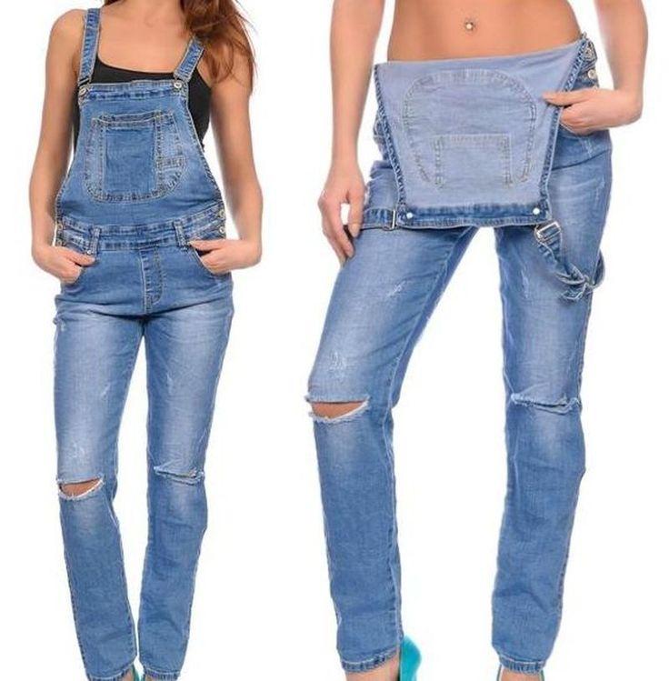 ber ideen zu latzhose damen auf pinterest jeans overall damen latzhose damen kurz. Black Bedroom Furniture Sets. Home Design Ideas