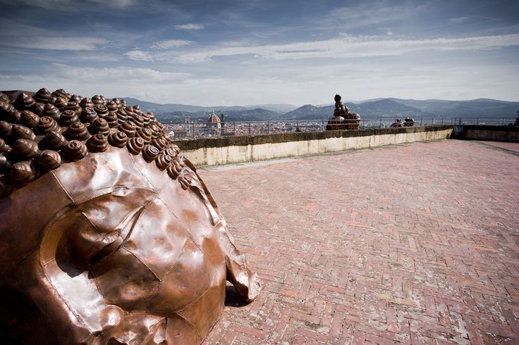 dalla terrazza panoramica del Forte Belvedere