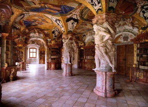 Waldsassen library, Germany