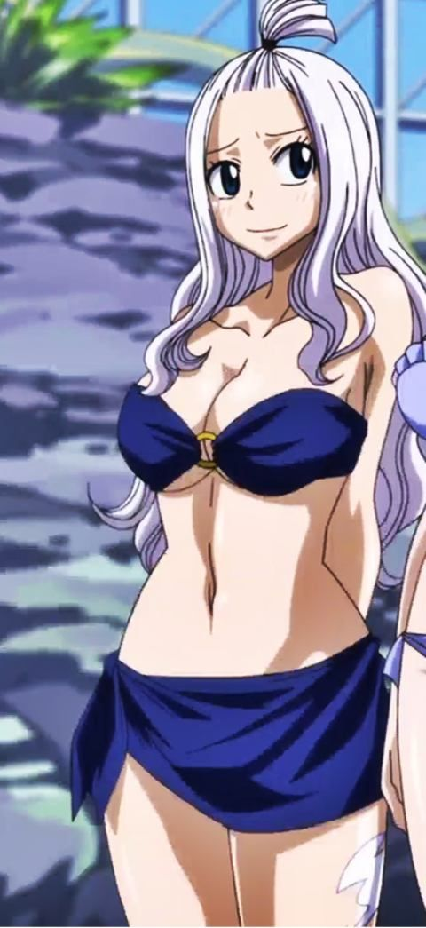 1000 images about fairy tail on pinterest fairy tail - Fairy tail mirajane sexy ...