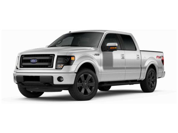 2014 Ford F150 FX4