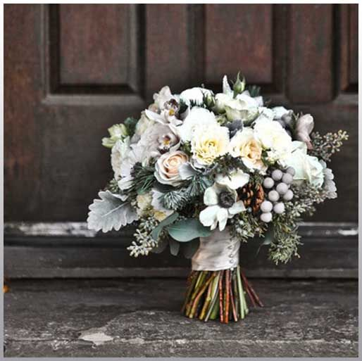 Best Flowers For Winter Wedding: 44 Best Images About Winter Flowers ♥ On Pinterest