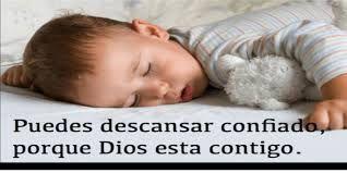Resultado de imagen para oraciones cristianas para dormir